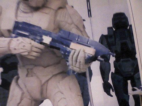 Rumor: Master Chief getting waxed for Madame Tussauds