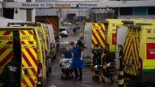 Number of Covid-19 hospital patients in England climbs above 5,000