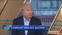 Comcast has been dependent on US revenue, says New Yorker...