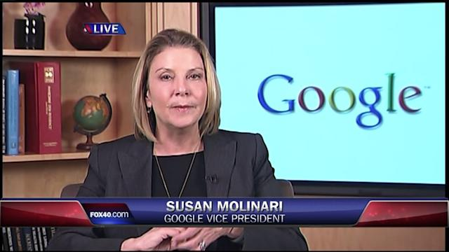 Google VP Says Company Is Helping Economy