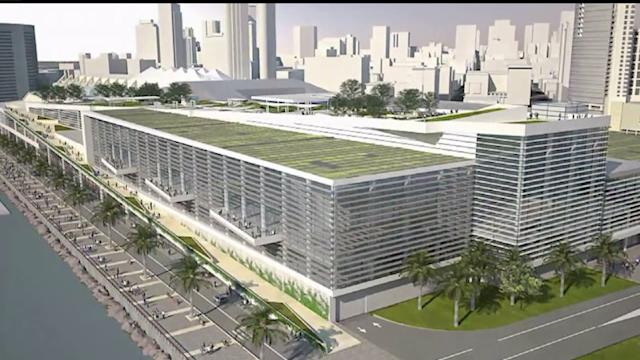 Convention Center Expansion Plans Approved