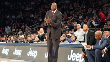 Georgetown coach Ewing diagnosed with COVID-19
