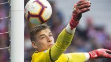 Foot - Bleus - France-Ukraine: deux gardiens ukrainiens positifs au Covid-19 à la veille du match