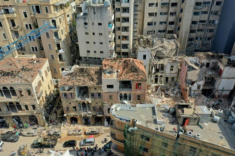 Many of Beirut's heritage buildings had already been damaged by 15 years of civil war and decades of government neglect. The August 4 blast finished the job