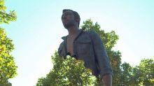 Les voyageurs du sculpteur Bruno Catalano font escale à Lunéville
