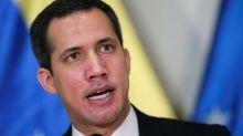 EU states no longer recognise Guaido as Venezuela's interim president