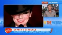 Shania Twain reveals Lyme disease changed her voice