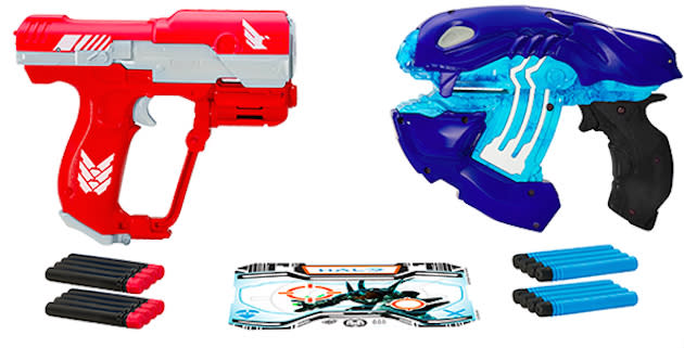 'Halo' dart guns are perfect for the galactic war in your backyard