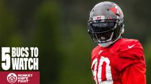 5 Bucs to Watch Against New York