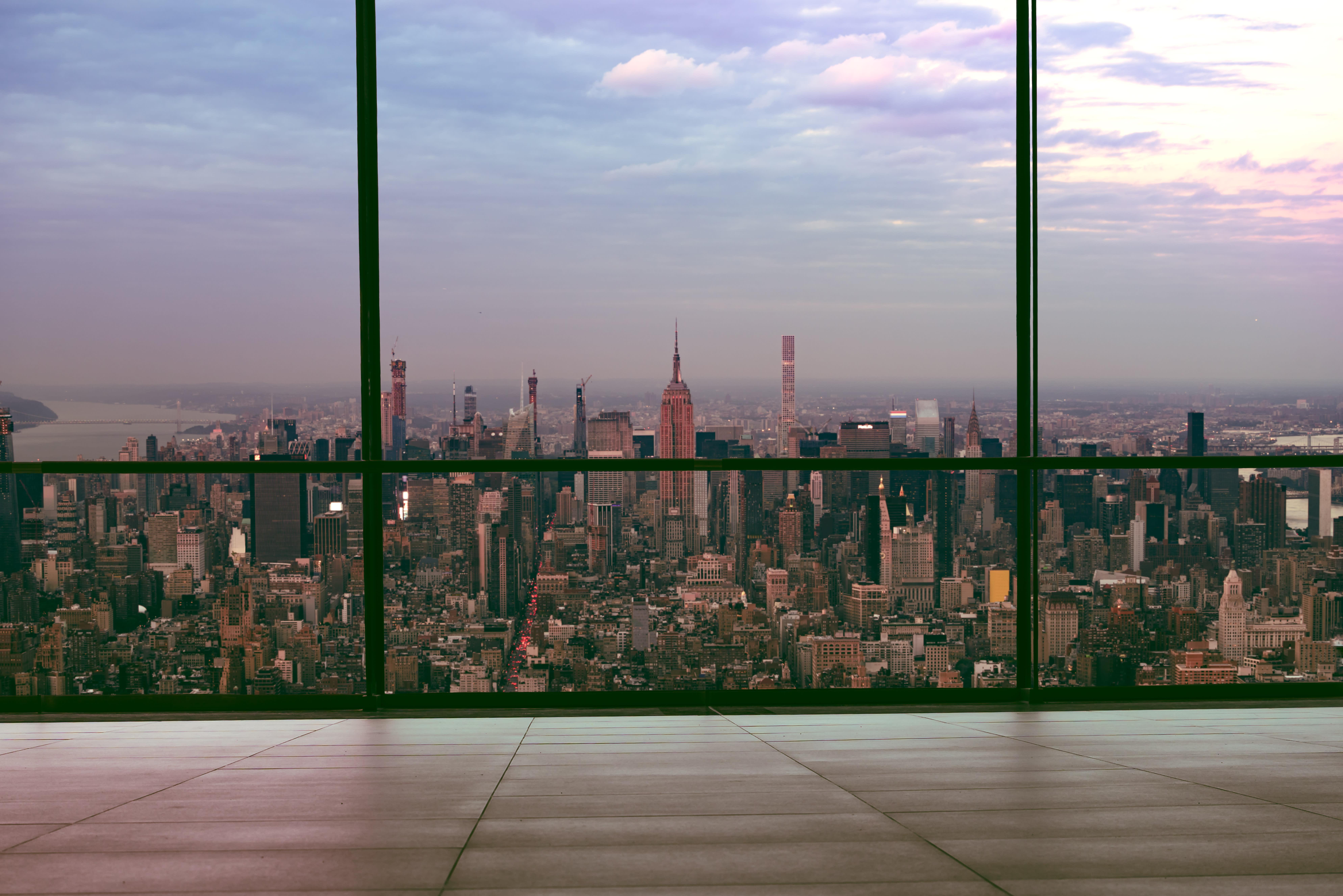 Coronavirus hammers the already battered NYC luxury housing market
