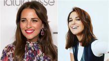 Paula Echevarría se despide de su melena: así es su nuevo look