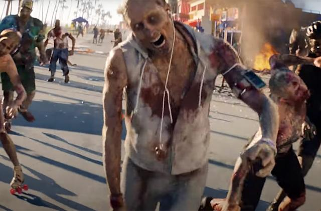 Leaked 'Dead Island 2' copy shows the zombie game that might have been