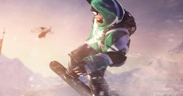 Tous sports - JO_HIVER - jeux vidéo - Le meilleur des sports d'hiver sur consoles