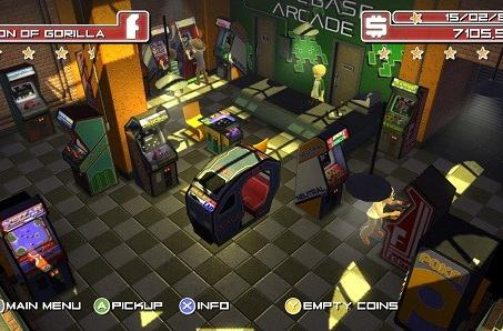 Take control of an 80s arcade with Arcadecraft, out now on XBLIG