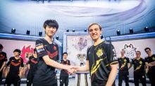 LPL 世界賽二連霸,韓網友:只能承認他們現在是最強賽區