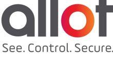Allot Announces Third Quarter 2018 Financial Results