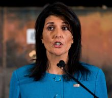 Nikki Haley hits back at White House claims she is 'confused' over Russia sanctions