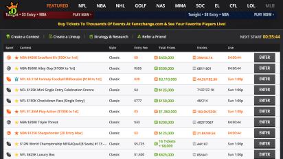 UK exec: Daily fantasy sports 'looks like betting'