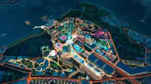 UK 'Disneyland' back on track – new image released of Kent theme park