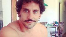 Paco León desnudo de nuevo, ¡y su sombra no miente!