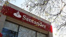 UK worries offset Santander's solid Brazil performance