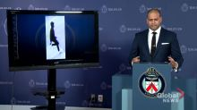 Toronto police release images of men connected to death of rapper Houdini