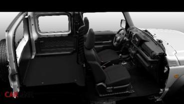 山不轉路轉!Suzuki Jimny用貨車身份再戰歐洲市場