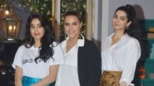 Janhvi and Khushi  Shoot for 'BFFs With Vogue 3'  With Neha Dhupia