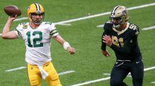 NFL: Rodgers zaubert auch in New Orleans! Packers weiter ungeschlagen