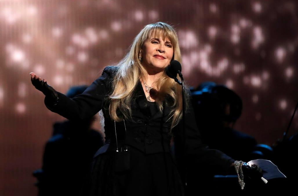 Stevie Nicks says 'there would have been no Fleetwood Mac' had she not had an abortion