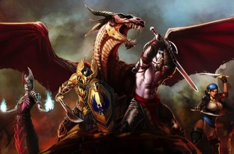 Free-to-play Heroes of Dragon Age out now on iOS, Android