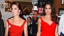 12 Times Kate Middleton and Meghan Markle Twinned