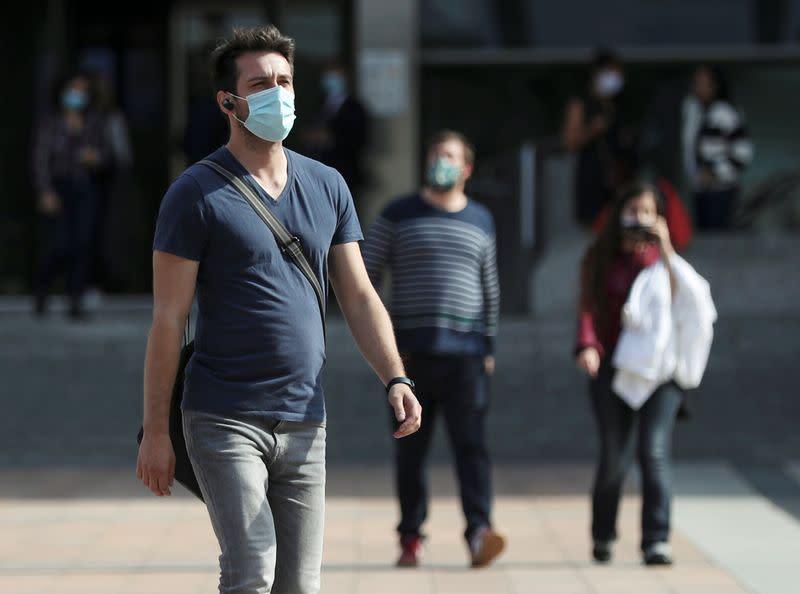 Belgium eases mask rules, cuts quarantine despite rising cases