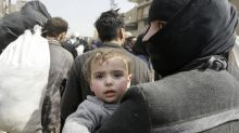 The Children Of Eastern Ghouta Are Living In Their Own Tombs