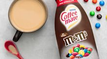 Coffee Mate Is Releasing an M&M's-Flavored Creamer for the Morning Jolt We Need