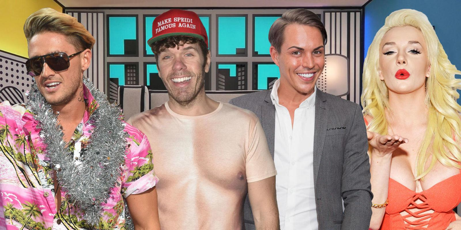 Celebrity Big Brother USA cast announced - Digital Spy