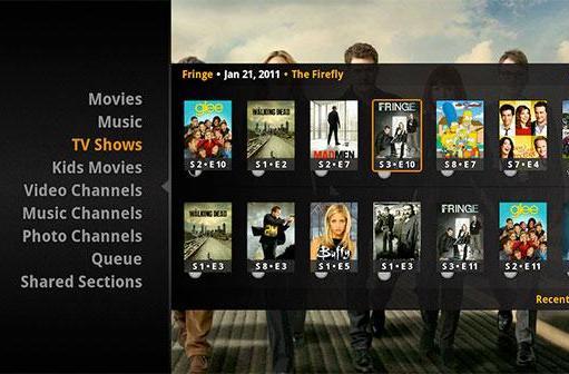 Plex Media Server upgraded, Google TV app gets a reboot