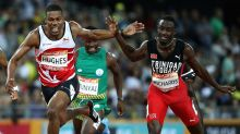 DQ'd Comm Games sprinter claims huge 100m win