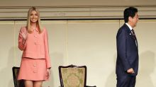 Ivanka Trump's miniskirt is too short for Japan, says social media: 'Inappropriate!'