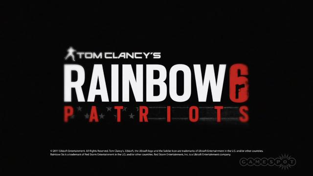 GS News - Ubisoft: Good chance Rainbow 6: Patriots is next-gen