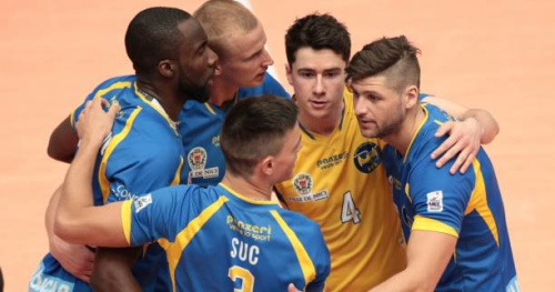 Volley - Ligue A (H) - Ligue A : Nice part du bon pied contre Montpellier en quart de finale