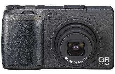 Ricoh's GR Digital encore: the 10 megapixel GR Digital II