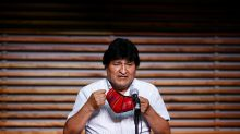 Morales aide claims victory in Bolivia's presidential vote