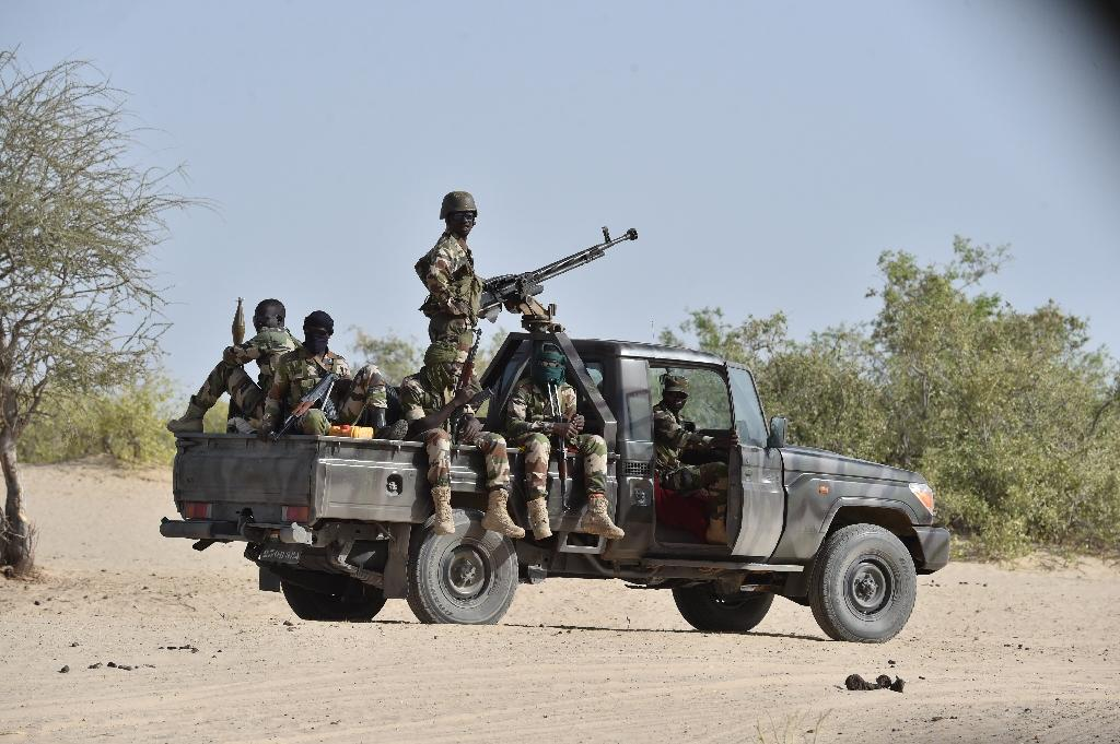 A counter-offensive spearheaded by Nigeria since January last year has recaptured swathes of territory lost to Boko Haram in 2014 (AFP Photo/Issouf Sanogo)