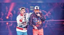 Alan Tam and Sam Hui fined for exceeding concert time limit