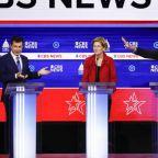 Bernie Sanders targeted in final debate ahead of South Carolina vote