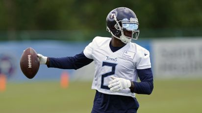 Jones could help push Titans closer to the top