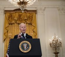 Biden approval rating at 63% in new poll, buoyed by his handling of pandemic