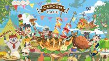 《魔物獵人:世界》全新菜單 日本有得食