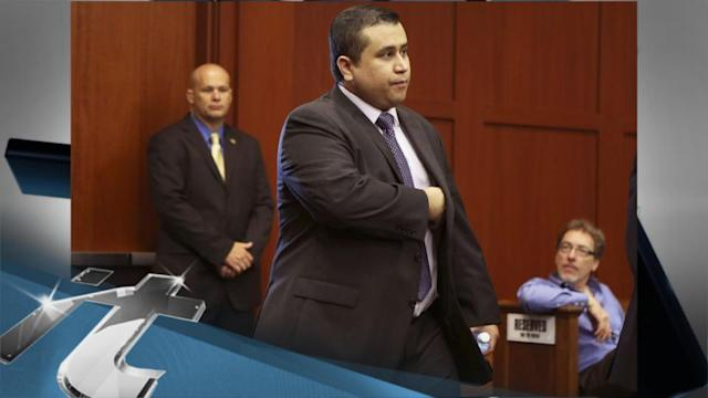 George Zimmerman Breaking News: Zimmerman Helps Family Out of Overturned SUV